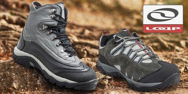 Boty pro výletníky: Pánská outdoorová obuv Loap