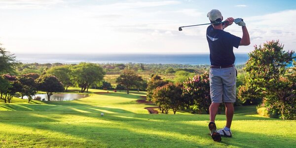 Lekce golfu s profesionálním trenérem