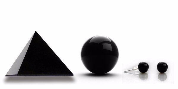 Šungit - kameny z hlubin Země