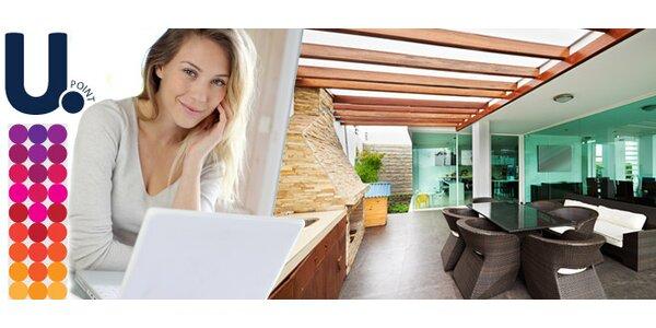 Online kurzy interiérového designu