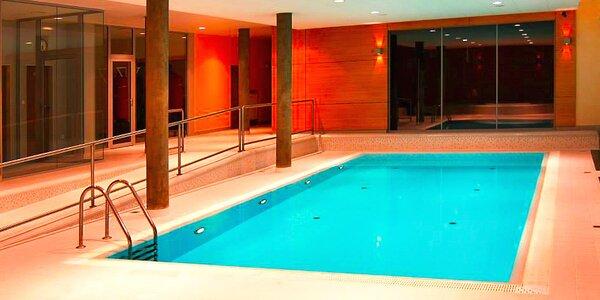 Pár dní v Hotelu Říčky s neomezeným wellness