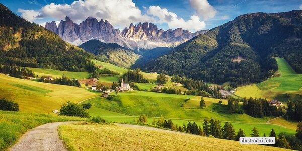4 dny v Tyrolsku s plnou penzí a wellness