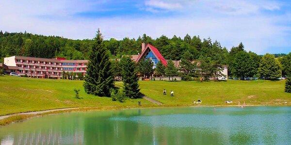 Jarní veget na Valašsku vč. vířivky a bazénu
