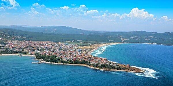 Na 8 dní do bulharského Primorska i s letenkami