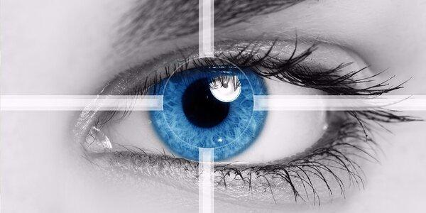 Laserová operace očí moderní metodou