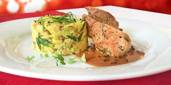 Zážitkové degustační menu pro dva v El Cid