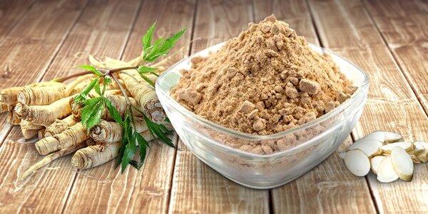 Extrakt z kořene rostliny Maca - peruánský ženšen na pomoc při dietách…