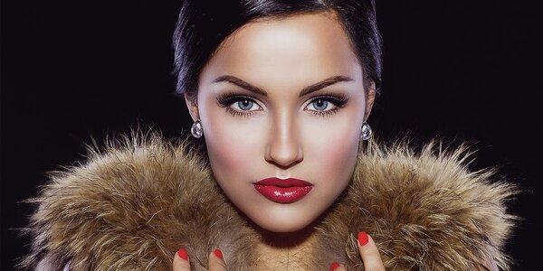 Permanentní make-up - partie dle výběru