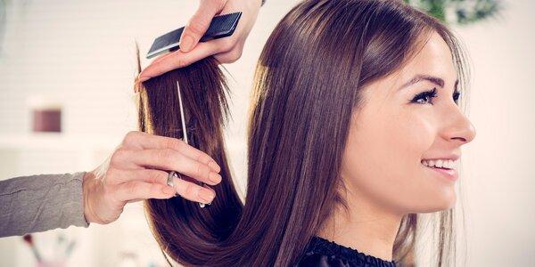Střih i barva pro všechny délky vlasů