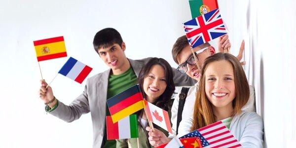Jarní kurzy všech jazyků a konverzační angličtina