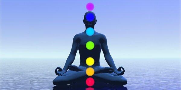 Harmonizace čaker pro zdraví a životní rovnováhu