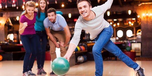 Bowlingová zábava až pro 8 hráčů
