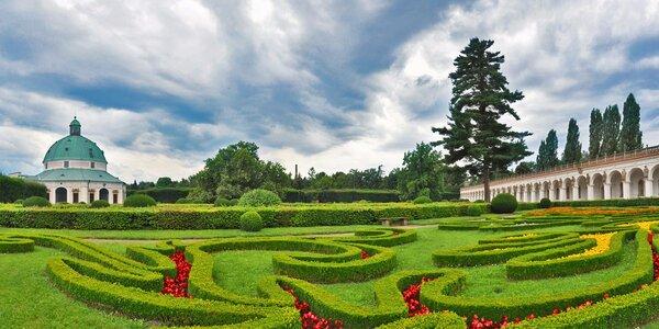 Luxusní 4**** pobyt ve skvostu UNESCO Kroměříž