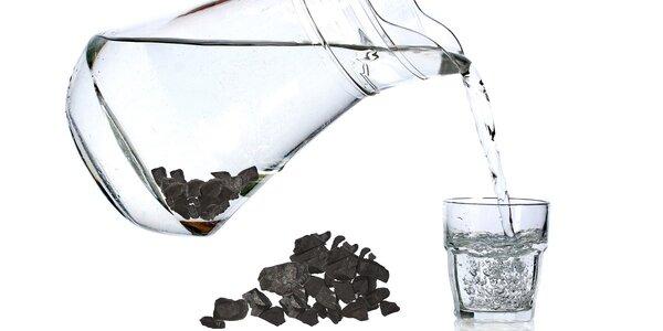 Šungit - unikátní minerál pro čištění vody