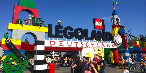 Celý den v německém Legolandu