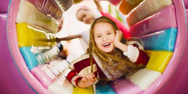 3 hodiny hlídání v dětském koutku Time Out