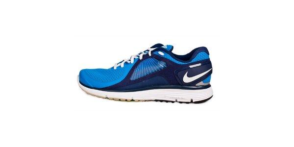 Pánské modré běžecké tenisky Nike