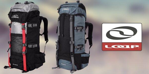 Turistické batohy Loap s nastavitelnými zády