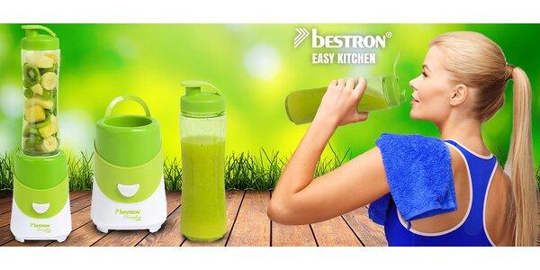 Zdravé nápoje s mixérem Smoothie maker od Bestronu