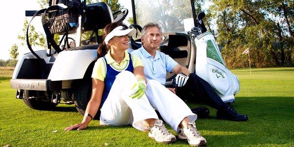 Pohodové golfové kurzy na Nové Americe
