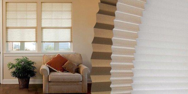 4 kvalitní papírové žaluzie nejen proti slunci