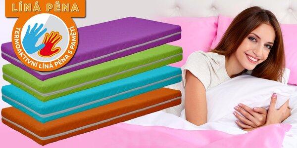 Matrace Fruity pro pohodlný spánek