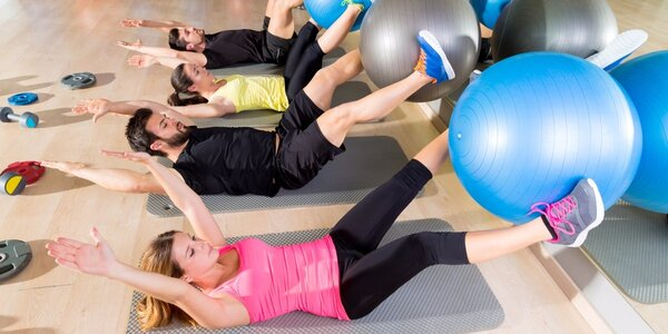 5 vstupů na kruhový trénink s trenérkou