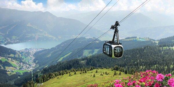 Aktivní dovolená v rakouské oblasti Zell am See