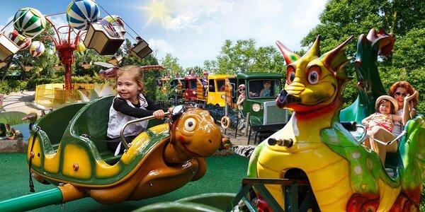 Největší zábavní park v Rakousku vč. vstupenky