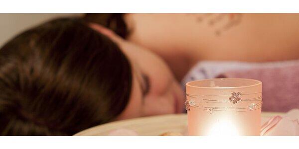 Relaxační masáž dle vlastního výběru