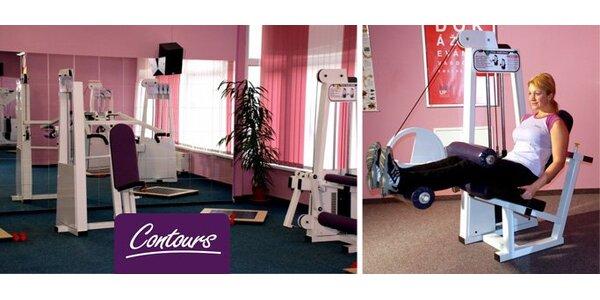 990 Kč za 3měsíční členství v dámském fitness centrum Contours v Plzni.