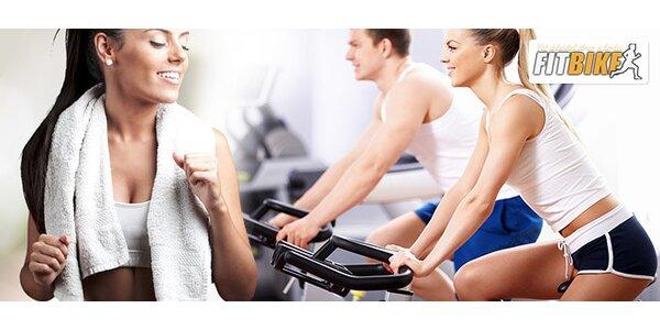 Měsíční fitness permanentka anebo lekce dle výběru