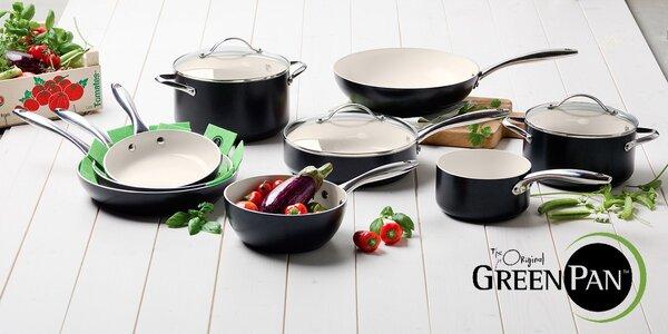 Zdravé vaření s luxusními pánvemi GreenPan