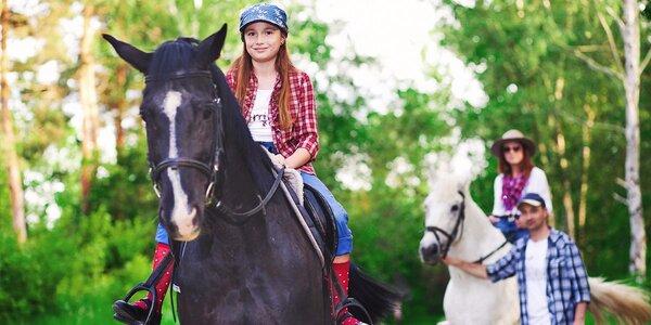 Báječné léto v koňském sedle s výukou angličtiny