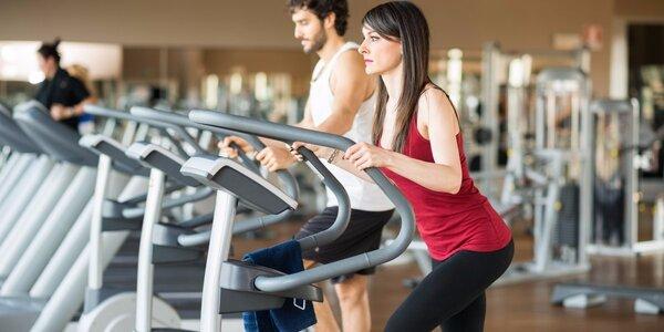 Vstupy i neomezená permanentka na fitness program