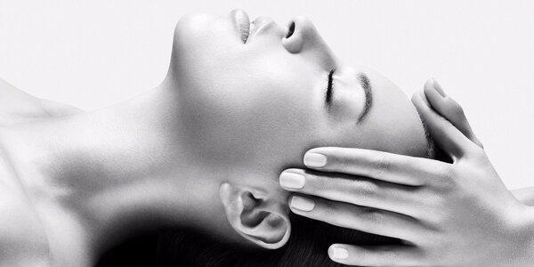 Kosmetické ošetření pleti v délce 90 minut