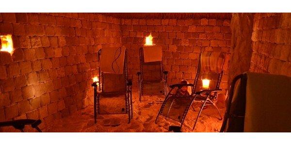 Vstup pro 1 osobu do Solné jeskyně v Turnově