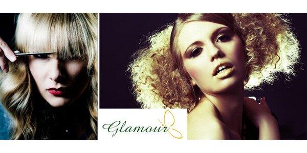 549 Kč za mytí, střih, foukání, barvu a styling ve studiu Glamour!