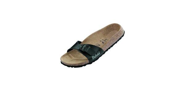 Dámské černé pantofle Betula