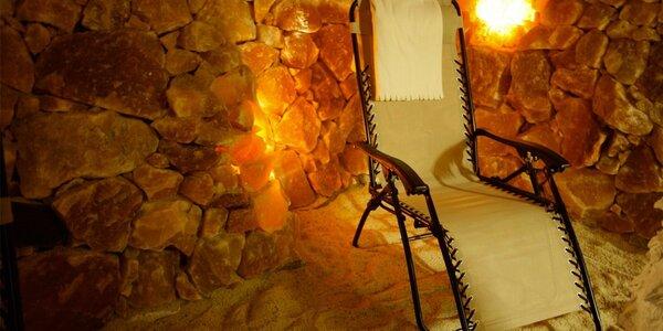 Vstupy do solné jeskyně Krystalka