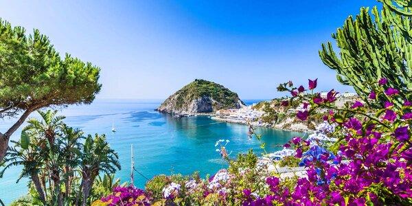 8 prosluněných dní na italském ostrově Ischia