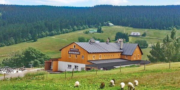 4 dny dovolené pro celou rodinu v Krkonoších