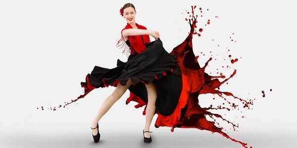 Vášnivé flamenco pro začátečníky