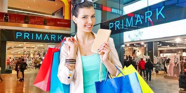 Last minute - na nákupy do vídeňského Primarku