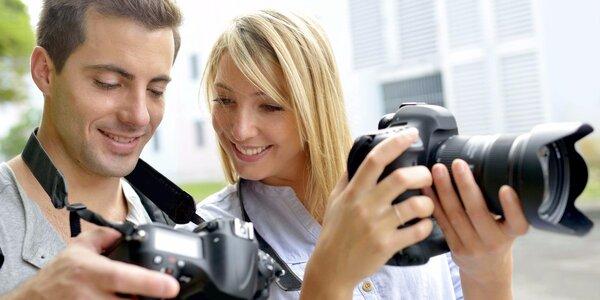 Víkendový fotografický kurz pro začátečníky