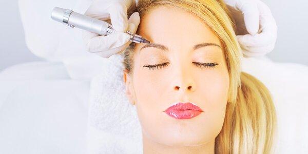 Permanentní make-up pro vaši krásu