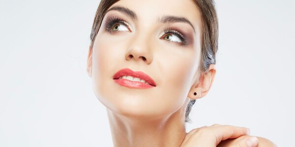 Permanentní make-up - linky, rty, obočí