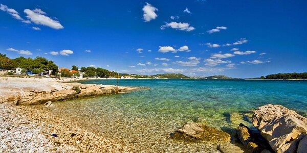 Dovolená u moře v chorvatském letovisku Drage
