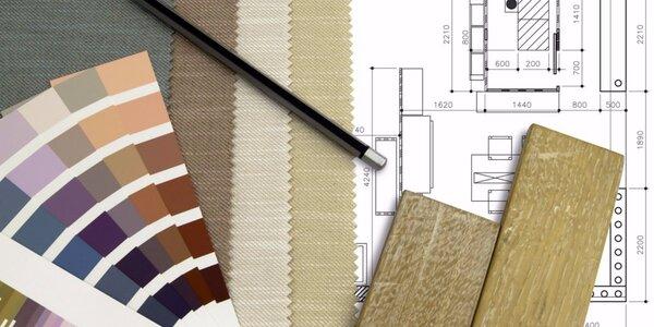 Kurz nebo přednáška o bytovém designu