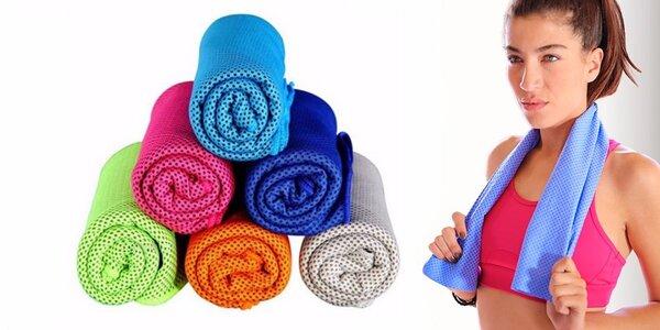 Chladicí ručník - mrazivé osvěžení